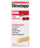 Dimetapp DM Dye Free Cough & Cold