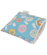 Itzy Ritzy Snack Happens Reusable Snack and Everything Bag