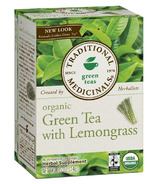 Traditional Medicinals Organic Green Tea with Lemongrass