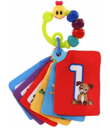 Baby Einstein Take Along Discovery Cards Caterpillar