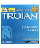 Trojan Lubricated Condoms