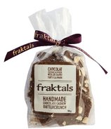 Fraktals Handmade Chocolate Cashew Buttercrunch Bag