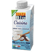 Isola Bio Cuisine Coconut Cream