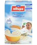 Milupa Rice Cereal