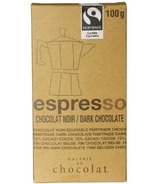 Galerie au Chocolat Espresso Dark Chocolate Bar