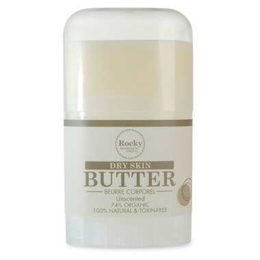 Rocky Mountain Soap Co. Unscented Body Butter
