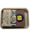 Wood's Body Goods Dark Brew Beer Rich Lather Soap