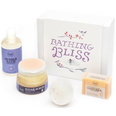 Rocky Mountain Soap Co. Bathing Bliss Gift Set