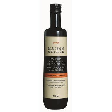 Maison Orphee Organic Sunflower Oil