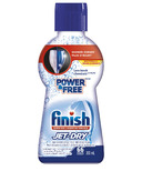 Finish Power & Free Jet Dry Dishwasher Rinse Aid Additive