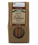 Kurundu Ceylon Cinnamon Sticks Fair Trade & Organic