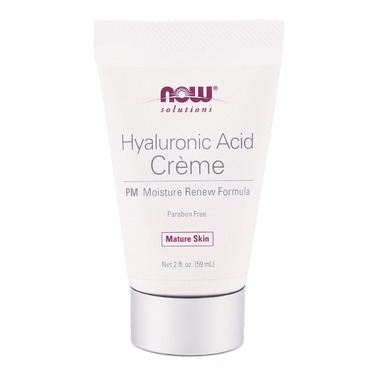 NOW Solutions Hyaluronic Acid Creme