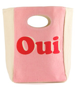 Fluf Oui Organic Lunch Bag