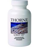 Thorne Research Q-Best-100 Cardiovascular CoQ10