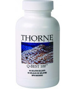 Thorne Research Q-Best-100 Cardiovascular CoQ10
