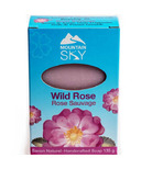 Mountain Sky Wild Rose Bar Soap