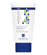 ANDALOU naturals Argan Stem Cells Age Defying Shampoo Travel Size