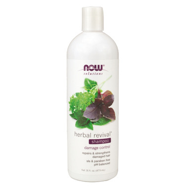 NOW Solutions Herbal Revival Shampoo