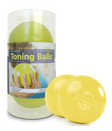 STOTT PILATES Toning Balls Lemon