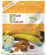 Made In Nature Organic Banana Slices