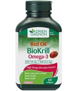 Adrien Gagnon Red Oil Biokrill Omega-3