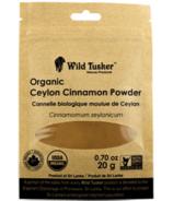 Wild Tusker Organic Ceylon Cinnamon Powder