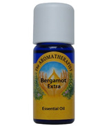 The Aromatherapist Organic Bergamot Essential Oil