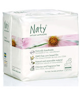 Naty Nature Womencare Organic Sanitary Napkins Night