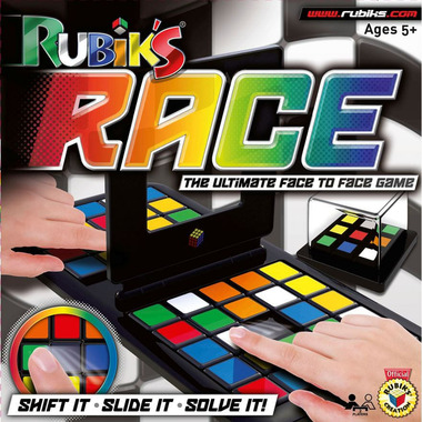 Rubik\'s Race