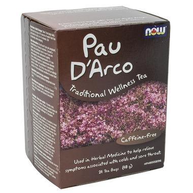 Now Pau D\'Arco Traditional Wellness Tea