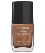 CoverGirl Outlast Stay Brilliant Nail Polish in Mink