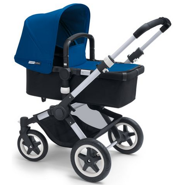 Bugaboo Buffalo Tailored Fabric Set Royal Blue