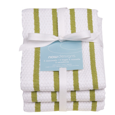 Now Designs Basketweave Teatowels