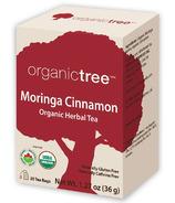 OrganicTree Organic Moringa Cinnamon Tea