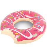 Incredible Novelties Giant Inflatable Donut Floaty