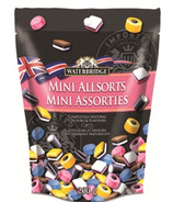 Waterbridge Mini Allsort Liquorice Pouch