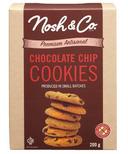 Nosh & Co. Premium Artisanal Chocolate Chip Cookies