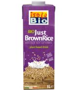 Isola Bio Just Brown Rice Beverage
