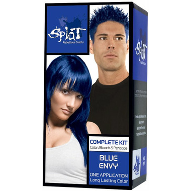 Splat Complete Color Kit in Blue Envy