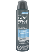 Dove Men +Care Cool Fresh Dry Spray Antiperspirant