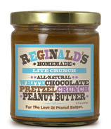 Reginald's White Chocolate Pretzel Crunch Peanut Butter