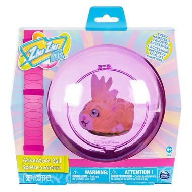 Zhu Zhu Pets Hamster Purple Ball