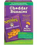Annie's Homegrown Cheddar Bunnies Packets