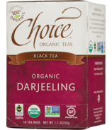 Choice Organic Teas Darjeeling Tea