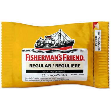 Fisherman\'s Friend Lozenges Regular