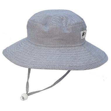 Puffin Gear Sunbaby Oxford Grey Hat