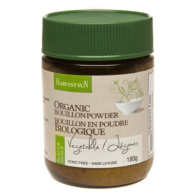 Harvest Sun Organic Vegetable Bouillon Powder