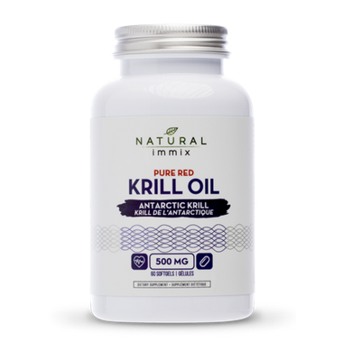 Natural Immix Pure Red Krill Oil