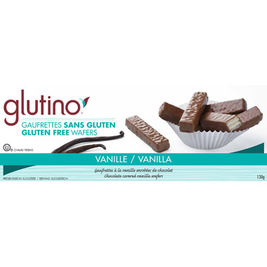Glutino Gluten Free Vanilla Wafers