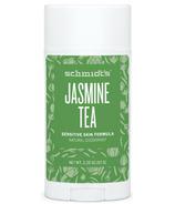 Schmidt's Deodorant Jasmin Tea Sensitive Skin Deodorant